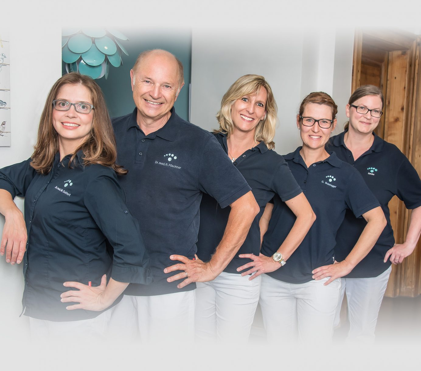 Team Augenarzt-Praxis Inntal